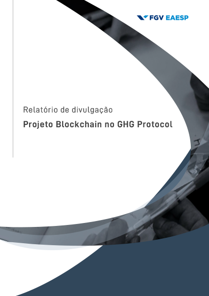 Relatorio executivo ghg blockchain