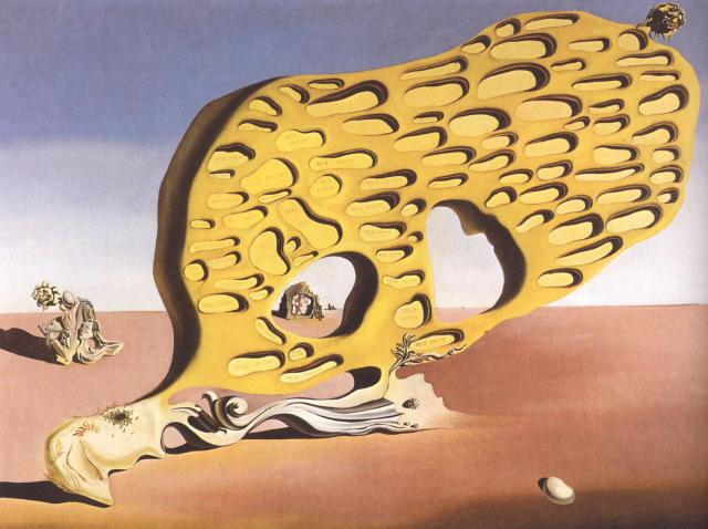 Salvador dali the enigma of desire my mother 1929