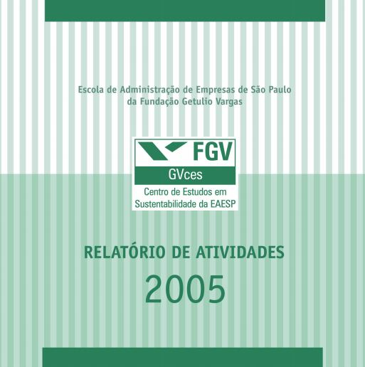 Box relatorio gvces 2005